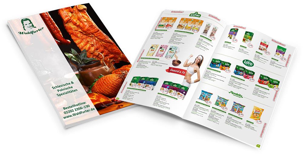 Waldfurter online versand schlesischer und polnischer for Versand katalog